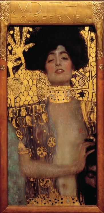 Judith, de Klimt. Fuente (6)
