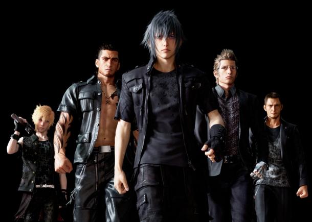 Final-Fantasy-xv-personajes