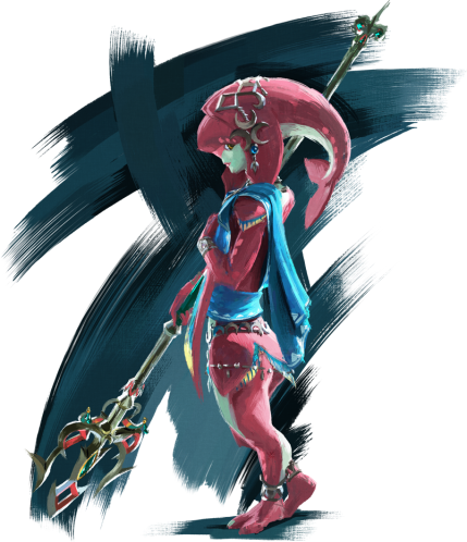 Mipha_Artwork_(Breath_of_the_Wild)